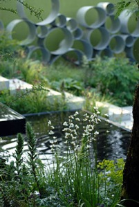 Andy Sturgeon Gold winning Chelsea Flower Show Garden